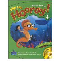 کتاب زبان انگلیسی Hip hip hooray 4