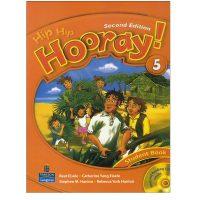 کتاب زبان انگلیسی Hip hip hooray 5