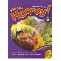 کتاب زبان انگلیسی Hip hip hooray 6
